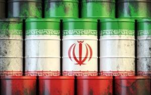 روند صادرات نفت ایران در سه ماهه نخست سال ۲۰۱۹