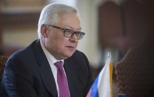 ریابکوف، معاون وزیر خارجه روسیه فردا برای رایزنی درباره توافق هستهای، به تهران سفر میکند