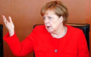 رئیس پارلمان آلمان: مرکل تا سال ۲۰۲۱ صدراعظم می ماند
