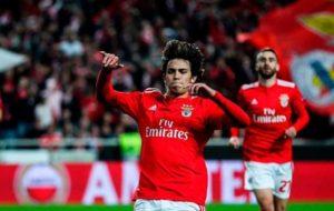بنفیکا در هفته پایانی قهرمان لیگ پرتغال شد