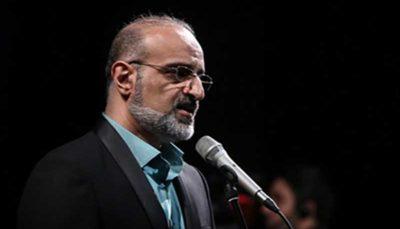 اجرای زنده محمد اصفهانی در بوستان آب و آتش
