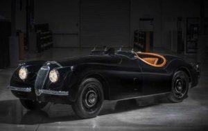 بازسازی و تیونینگ خودرو کلاسیک جگوار XK120