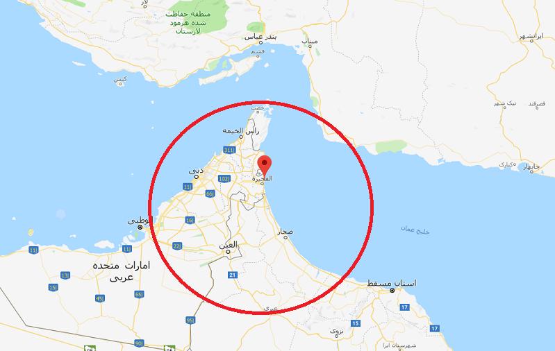 اخبار ضد و نقیض از انفجارهای بندر «فجیره» امارات/ رسانه های اماراتی تکذیب کردند