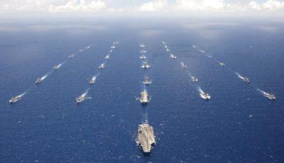 وقتی شرایط در خلیج فارس بحرانی میشود، ماهوارهها حتی نوع تمساحی را که زیر کشتیهاست، تشخیص میدهند