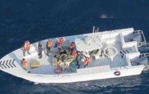 عكسهای جدید پنتاگون درباره حمله به نفتكشها در دریای عمان
