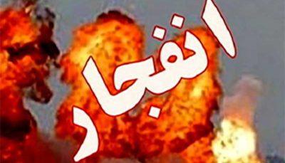 ۱۹ مصدوم در انفجار کپسول گاز دست ساز