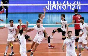 سهم پررنگ ستارههای والیبال ایران در برترینهای هفته اول لیگ ملتها
