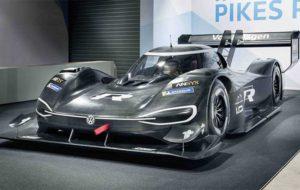 فولکس واگن I.D.R رکورد سریعترین خودرو برقی در نوربرگرینگ را شکست