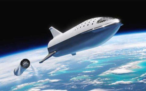 تاریخ نخستین سفر فضایی تجاری اسپیس ایکس اعلام شد