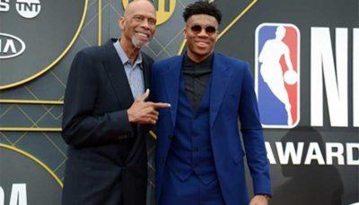 ارزشمندترین بازیکن فصل ۲۰۱۹ رقابت های NBA انتخاب شد