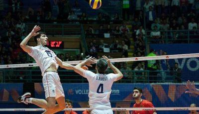 تمجید فدراسیون جهانی والیبال از غفور و مجرد/ ایران و ایتالیا به فینال نزدیک شدند