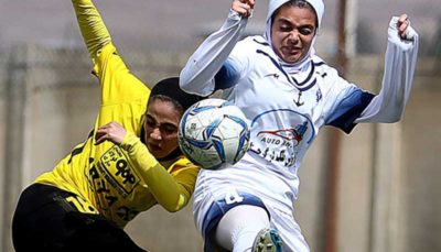 27 31 لیگ برتر, فوتبال بانوان
