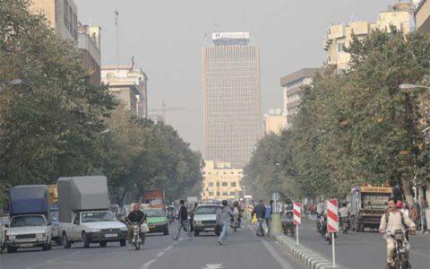 پیشبینی افزایش غلظت آلاینده ازن در هوای پایتخت