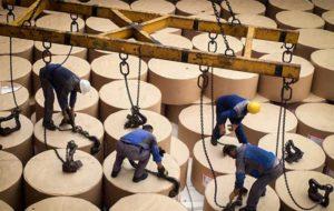 واردات ۳.۱ هزار تن کاغذ روزنامه به کشور از ابتدای سال