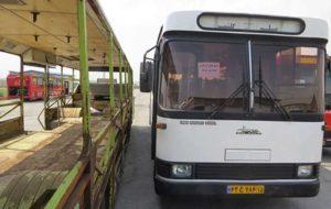 تمهیدات ویژه اتوبوسرانی برای بازی ایران و سوریه