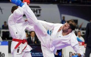 ۱۱ کاراتهکا در میان برترینهای رنکینگ جهان