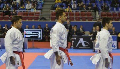 برگزاری مسابقات انتخابی کاتای تیمی مردان به ۸ تیر موکول شد