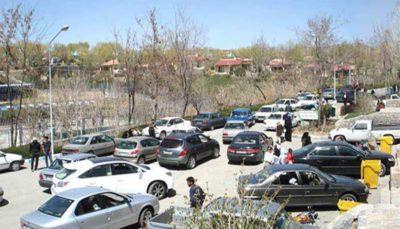 35 43 شهردار تهران, سازمان اوقاف, احداث پارکینگ