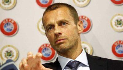 الکساندر چفرین: برگزاری فینال لیگ اروپا در باکو اشتباه نبود