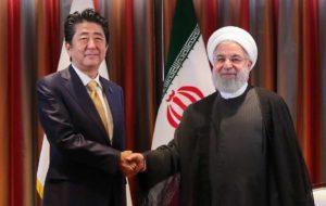 """احتمال دعوت """"شینزو آبه"""" از روحانی، برای نشست سران """"گروه ۲۰"""" در ژاپن"""
