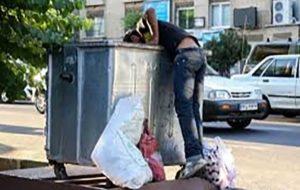 وجود ۲۰۰ تا ۳۰۰ زبالهگرد در اردبیل