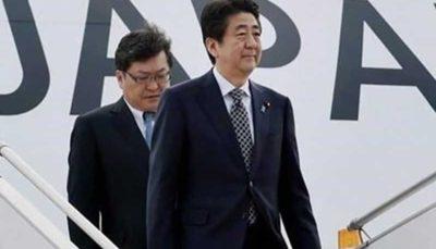 خبرگزاری کیودوی ژاپن: «آبه» به درخواست ترامپ خواستار آزادی زندانیان آمریکایی در ایران شده