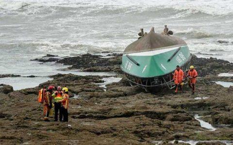 مرگ ۳ امدادگر فرانسوی در حادثه دریایی