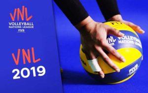 برنامه روز سوم از هفته سوم لیگ ملتهای والیبال