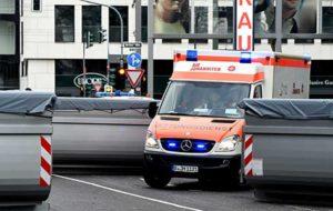 مصدومیت ۲۱ کودک در حادثه رانندگی شرقِ آلمان