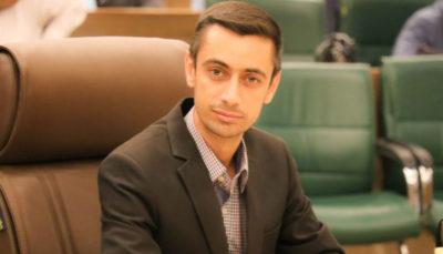 دادستان شیراز: مهدی حاجتی، عضو شورای شهر شیراز به یکسال زندان و دو سال تبعید به طبس محکوم شد