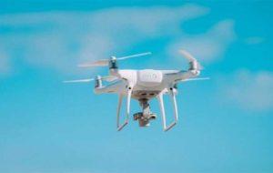 ممنوعیت استفاده از هواپیمای بدون سرنشین در «آلماتی» و «نورسلطان»
