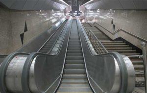 قرارداد ۸۰ پله برقی مترو با چین بسته شد/نصب پلهها از مرداد