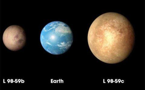 کوچک ترین سیاره توسط فضاپیمای «تس» کشف شد