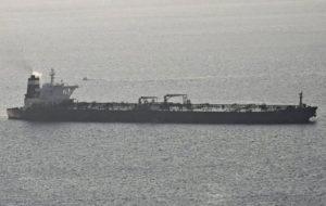 جبلالطارق بار نفتکش ایرانی را نفت خام عنوان کرد