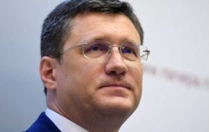 وزیر انرژی روسیه: از ایران در برابر تحریمهای آمریکا حمایت میکنیم
