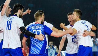 روسیه قهرمان لیگ ملتهای والیبال ۲۰۱۹ شد