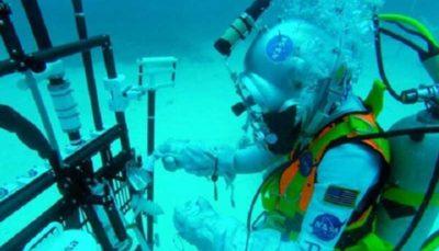 21 49 فناوری فضایی, آژانس فضایی اروپا, کره ماه, فضانوردان
