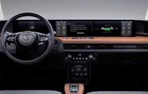 داشبورد تمام دیجیتال هوندا برای خودروهای برقی