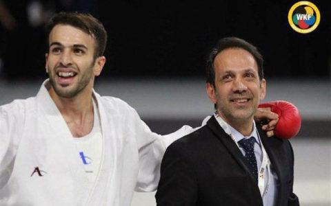 هروی: امیدوارم در قهرمانی آسیا نتایجی در خور شأن کاراته ایران کسب کنیم