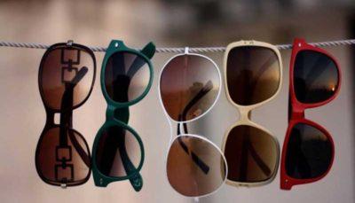 ۶ مشخصه عینک آفتابی استاندارد/کدام رنگ برای چشم ها بهتر است