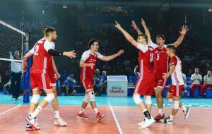 سومی لهستان در لیگ ملتهای والیبال ۲۰۱۹
