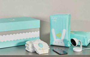 پوشک هوشمند خواب و غذای کودک را رصد می کند