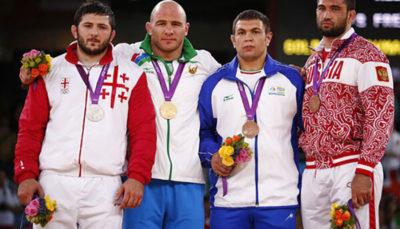 30 55 طلای المپیک, IOC, کمیل قاسمی
