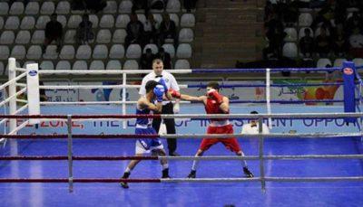 زنگ آغاز رقابتهای بوکس نوجوانان قهرمانی کشور به صدا در آمد