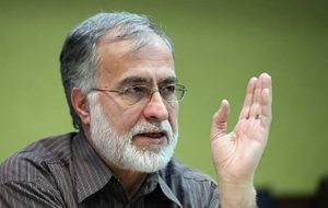 محمد عطریانفر:قالیباف نیروی مستعدی برای پارلمان نیست