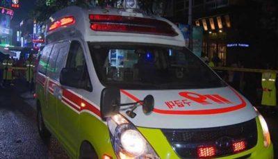 حادثه مرگبار در حضور ورزشکاران جهانی در یک باشگاه کره جنوبی