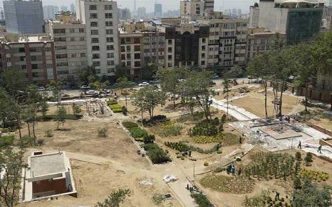 تملک باغ عبقری و تبدیل آن به پارک عمومی