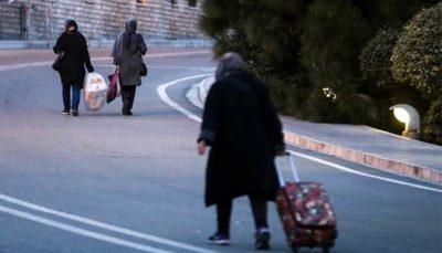 زنان و دختران تهرانی در کدام مناطق بیشترین و کمترین احساس امنیت را دارند