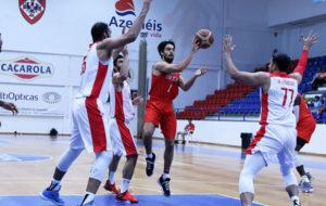 قهرمانی تیم ملی بسکتبال درتورنمنت بینالمللی پرتغال
