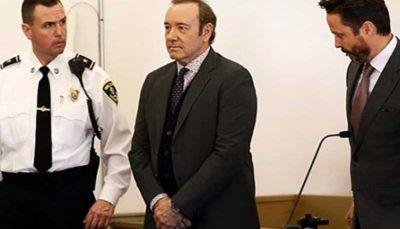 کوین اسپیسی از اتهام آزار جنسی تبرئه شد